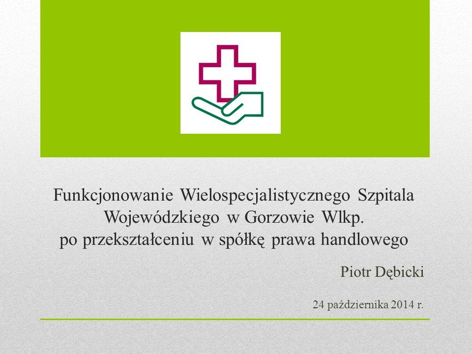 Piotr Dębicki 24 października 2014 r.