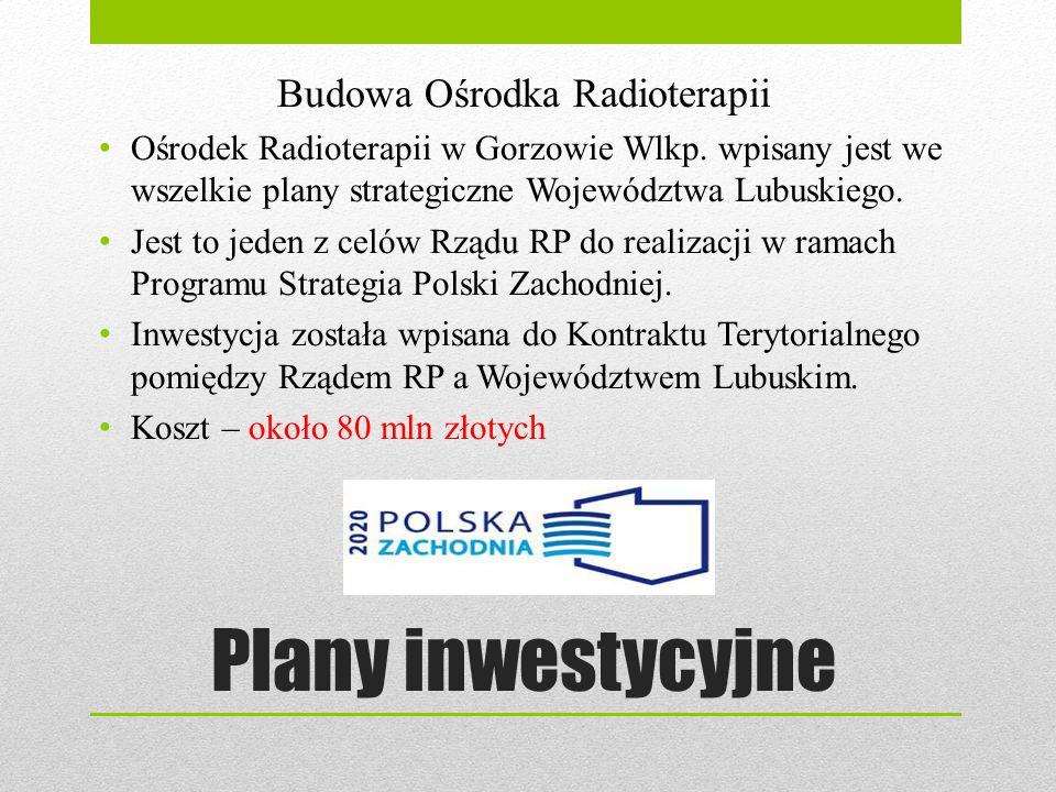 Budowa Ośrodka Radioterapii