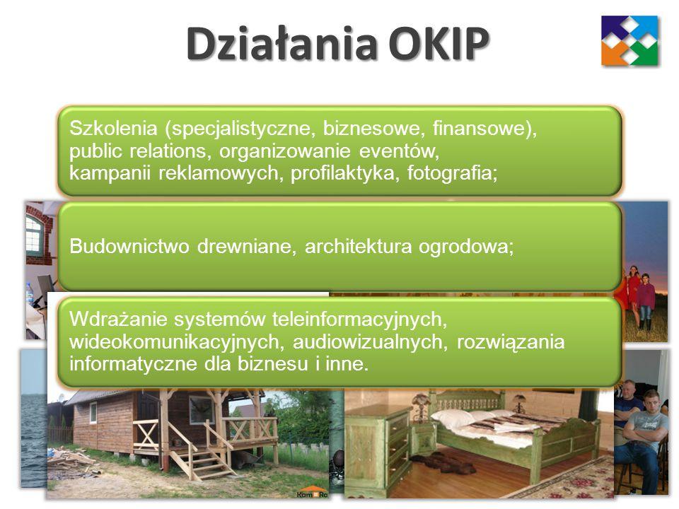 Działania OKIP