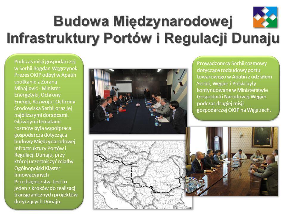 Budowa Międzynarodowej Infrastruktury Portów i Regulacji Dunaju