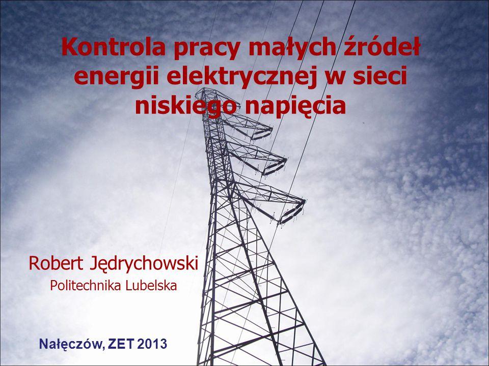 Robert Jędrychowski Politechnika Lubelska