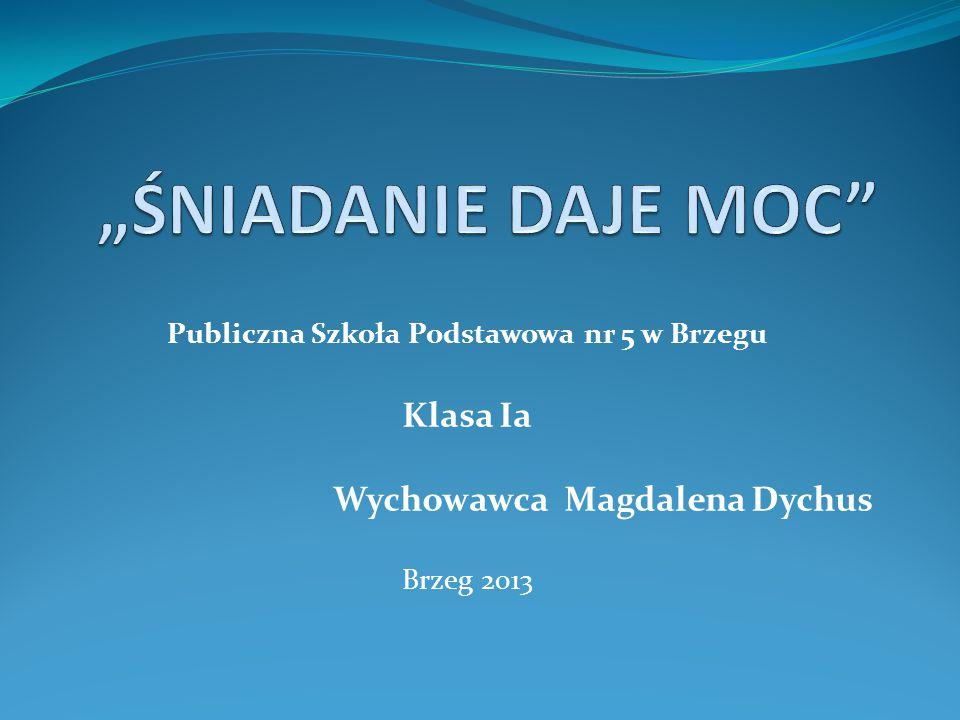 Publiczna Szkoła Podstawowa nr 5 w Brzegu
