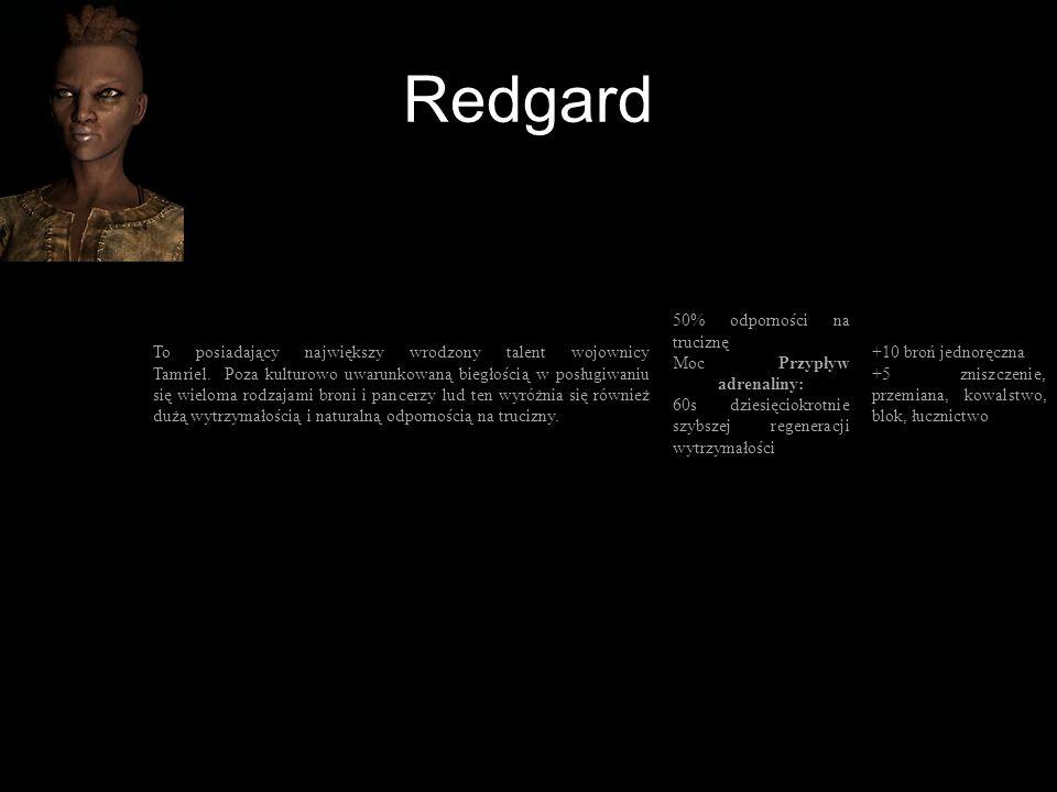 Redgard