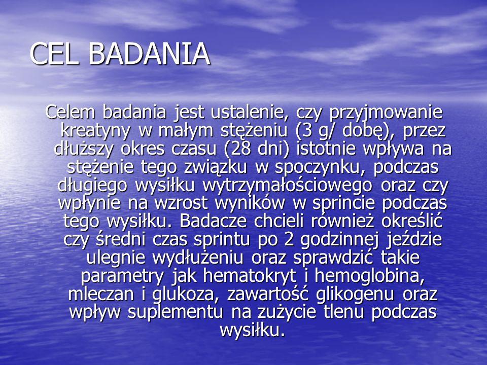 CEL BADANIA
