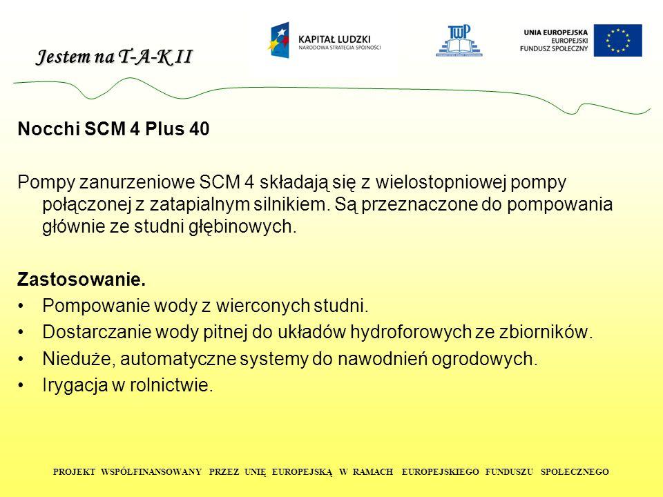 Nocchi SCM 4 Plus 40
