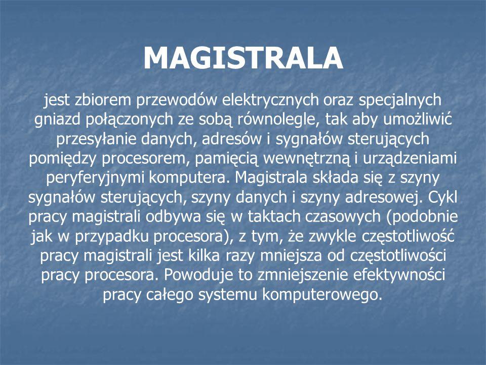 MAGISTRALA