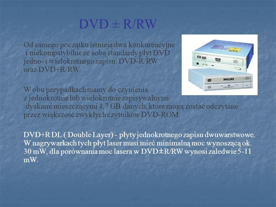 DVD ± R/RW