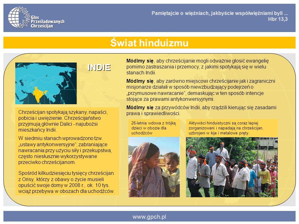 Świat hinduizmu INDIE www.gpch.pl
