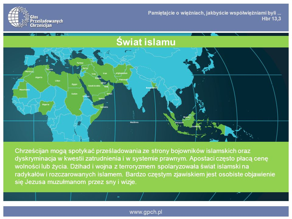 Świat islamu