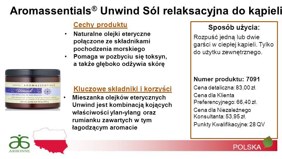 Aromassentials® Unwind Sól relaksacyjna do kąpieli