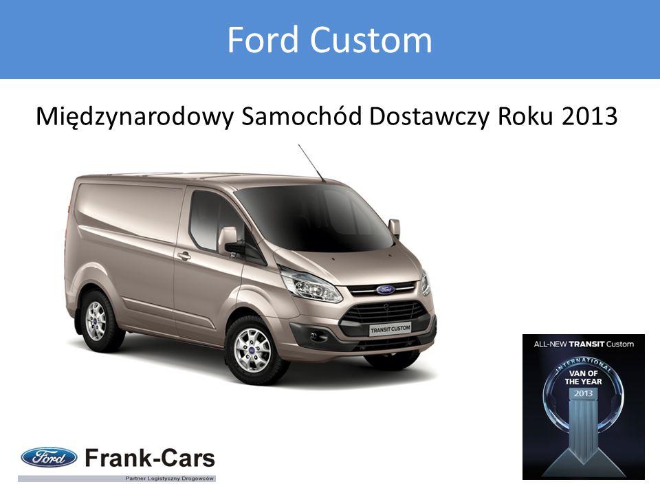 Międzynarodowy Samochód Dostawczy Roku 2013
