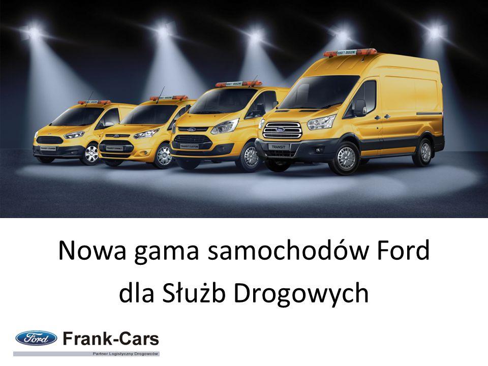 Nowa gama samochodów Ford