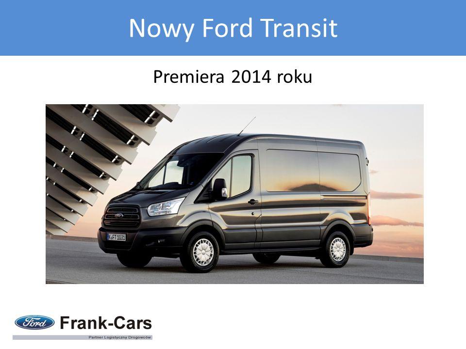 Nowy Ford Transit Premiera 2014 roku