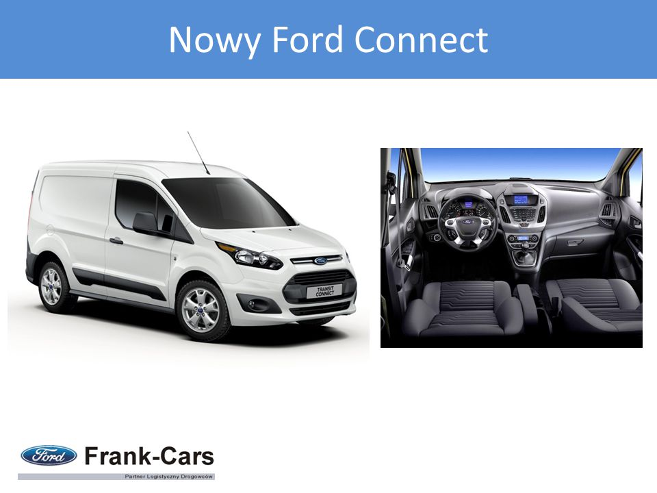 Nowy Ford Connect