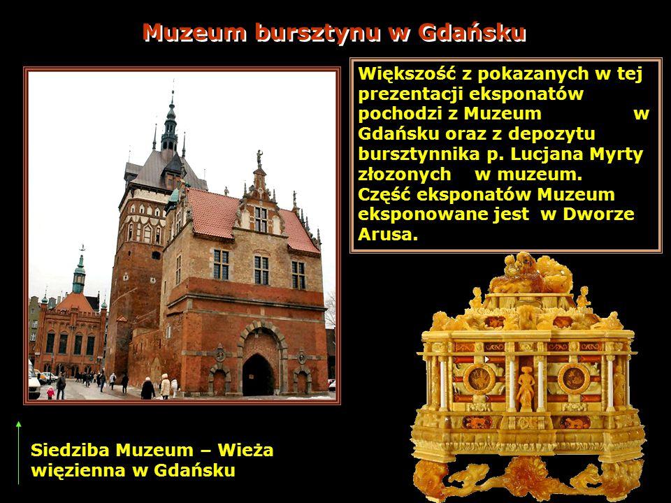 Muzeum bursztynu w Gdańsku