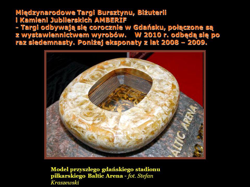 Międzynarodowe Targi Bursztynu, Biżuterii