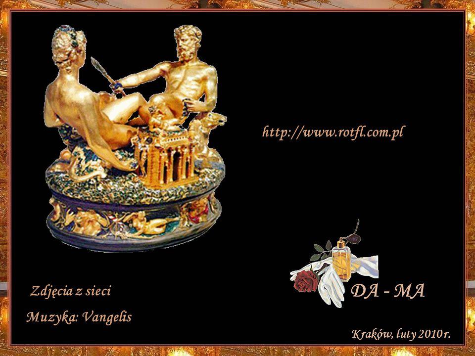 DA - MA http://www.rotfl.com.pl Zdjęcia z sieci Muzyka: Vangelis