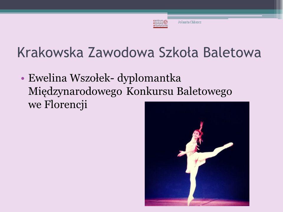 Krakowska Zawodowa Szkoła Baletowa