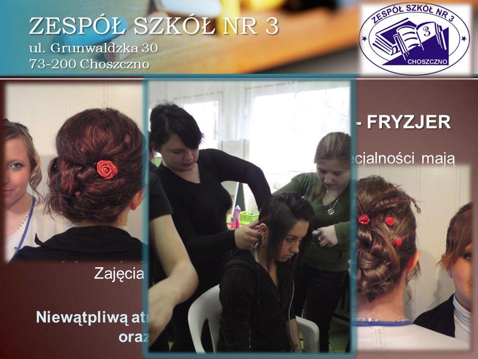 ZESPÓŁ SZKÓŁ NR 3 ul. Grunwaldzka 30 73-200 Choszczno