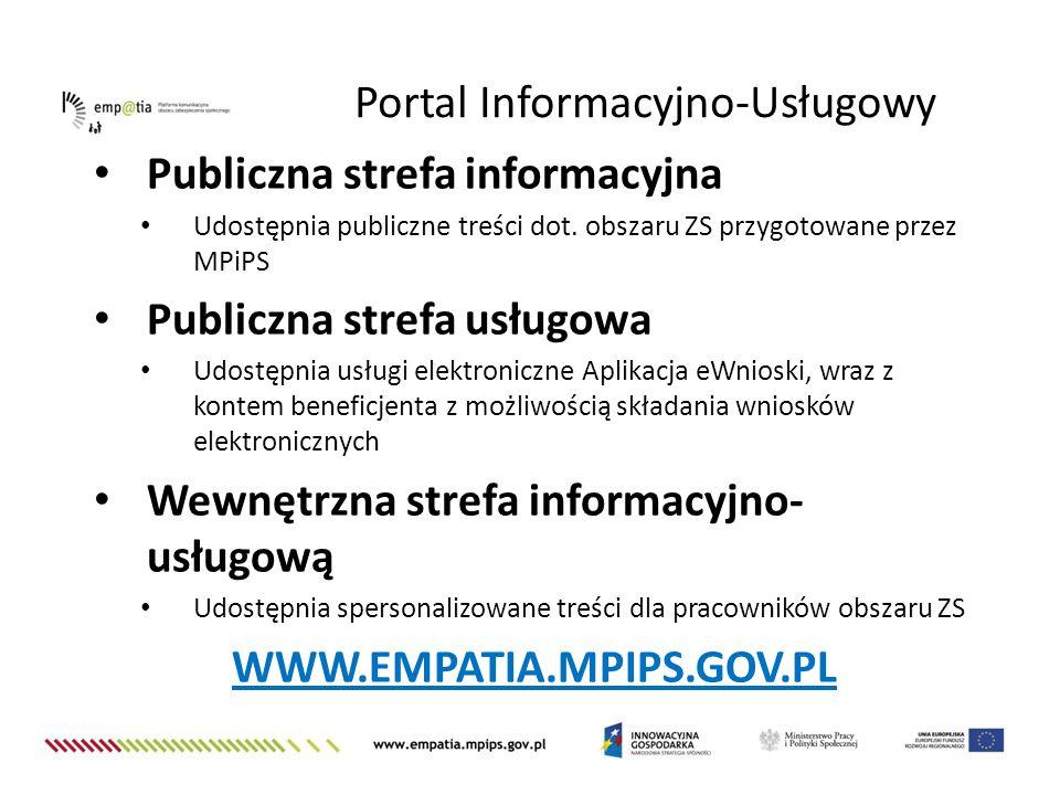 Portal Informacyjno-Usługowy