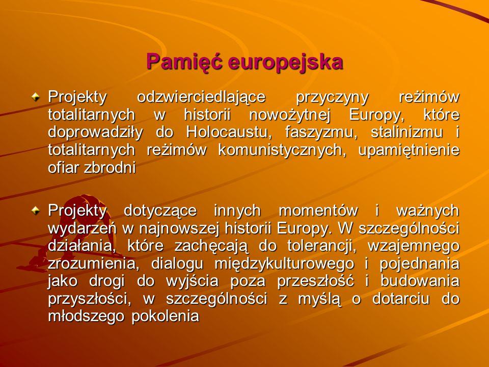 Pamięć europejska