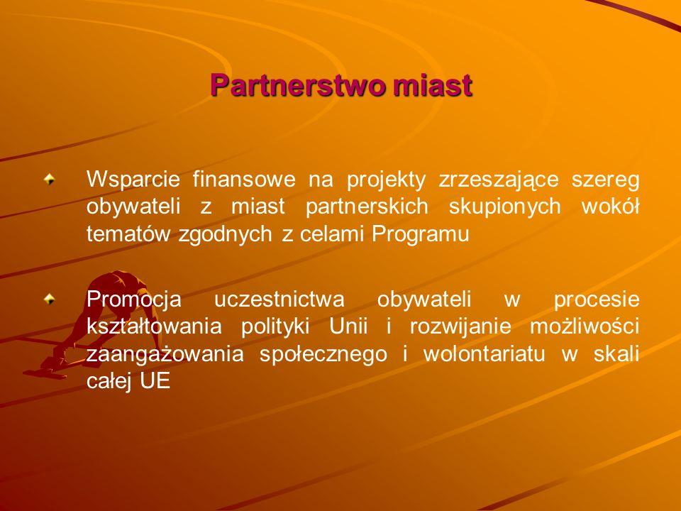 Partnerstwo miast