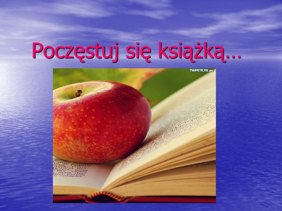 Poczęstuj się książką…