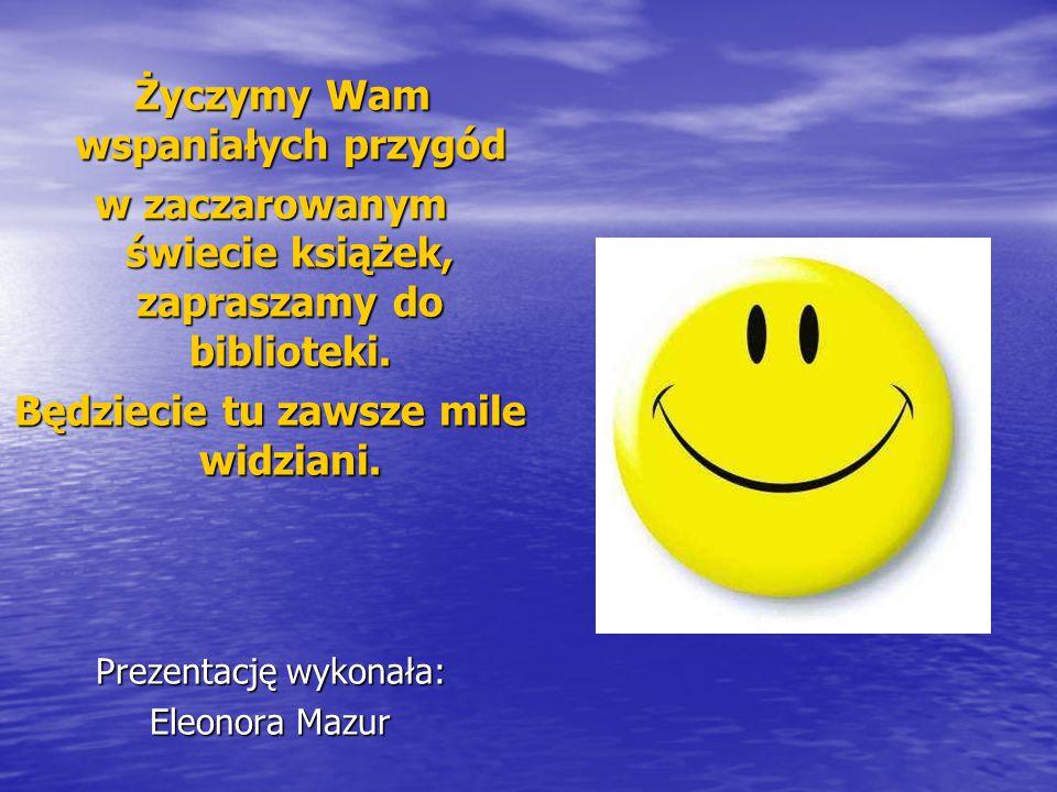Życzymy Wam wspaniałych przygód