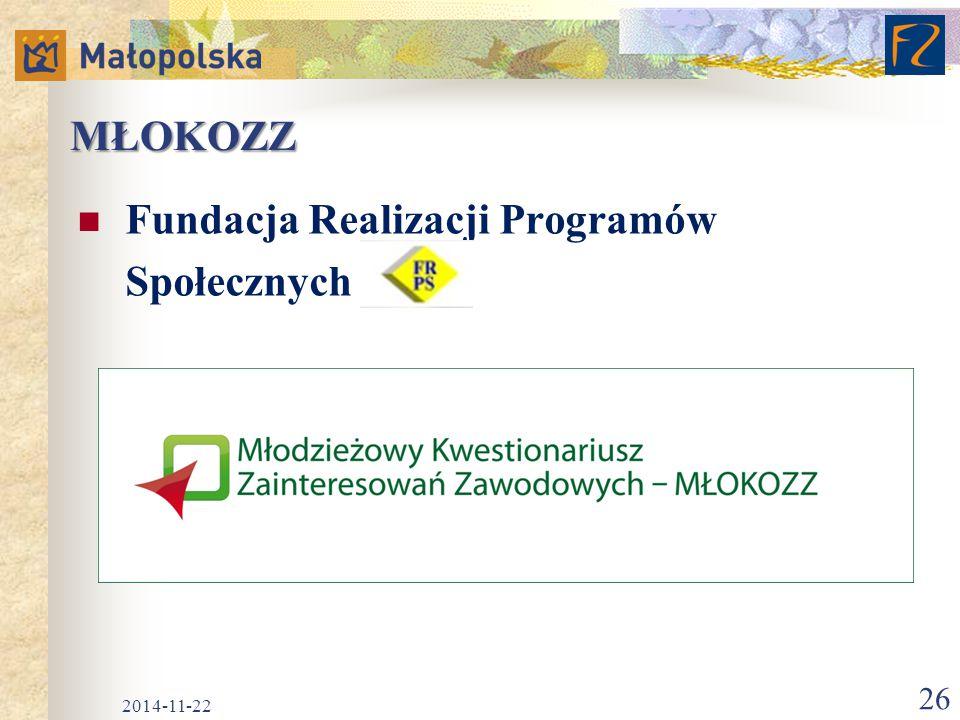 Fundacja Realizacji Programów Społecznych