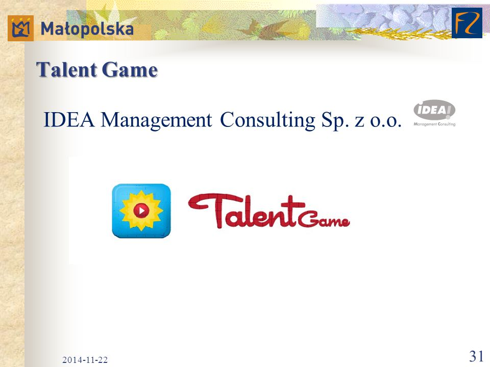 IDEA Management Consulting Sp. z o.o.