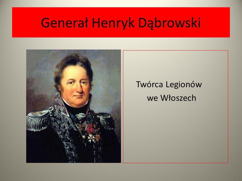 Generał Henryk Dąbrowski