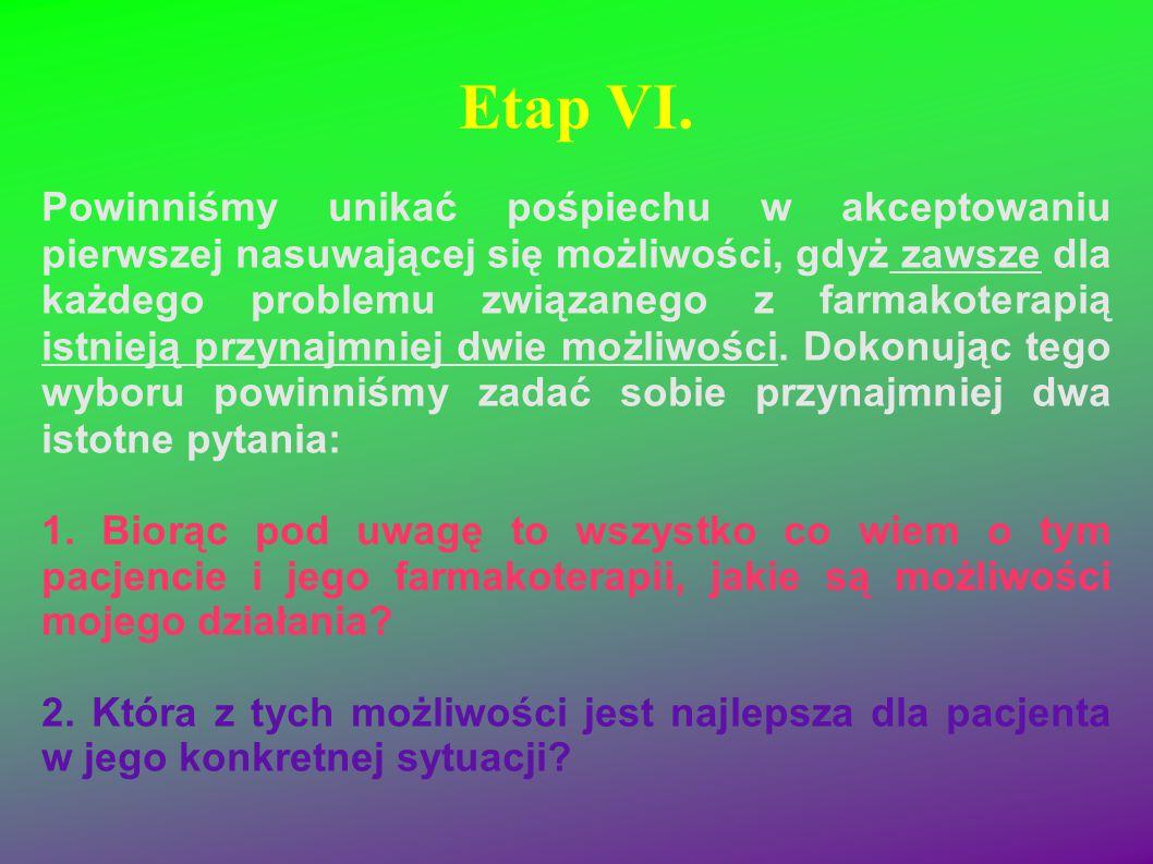 Etap VI.