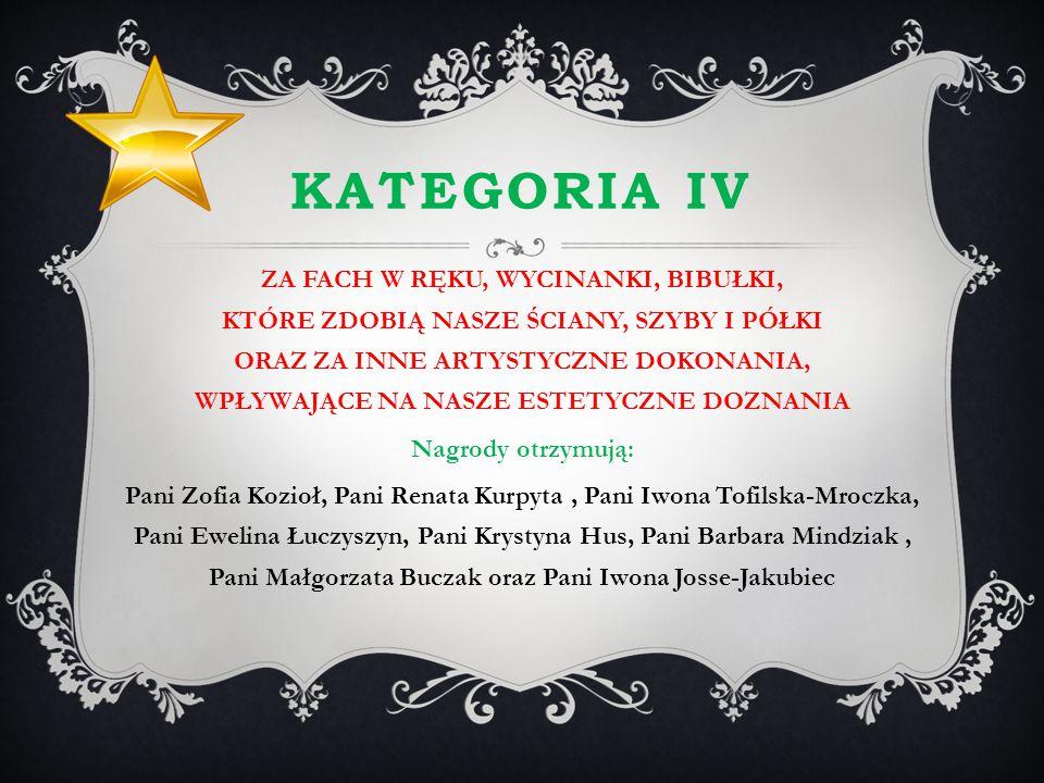 Kategoria IV