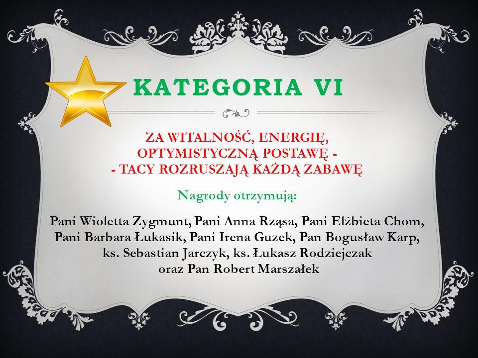 Kategoria VI