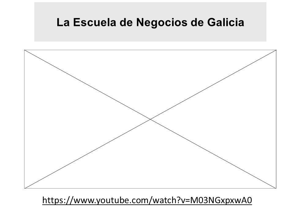 La Escuela de Negocios de Galicia