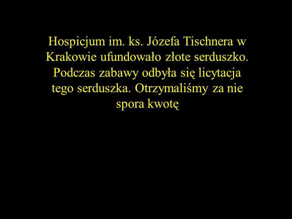 Hospicjum im. ks. Józefa Tischnera w
