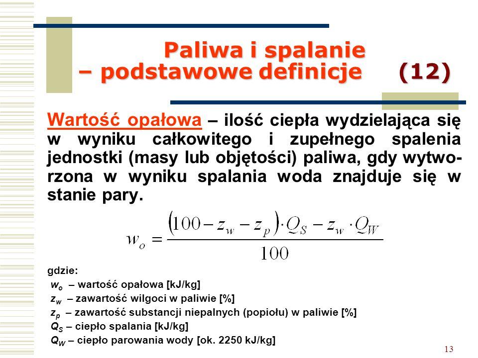 Paliwa i spalanie – podstawowe definicje (12)