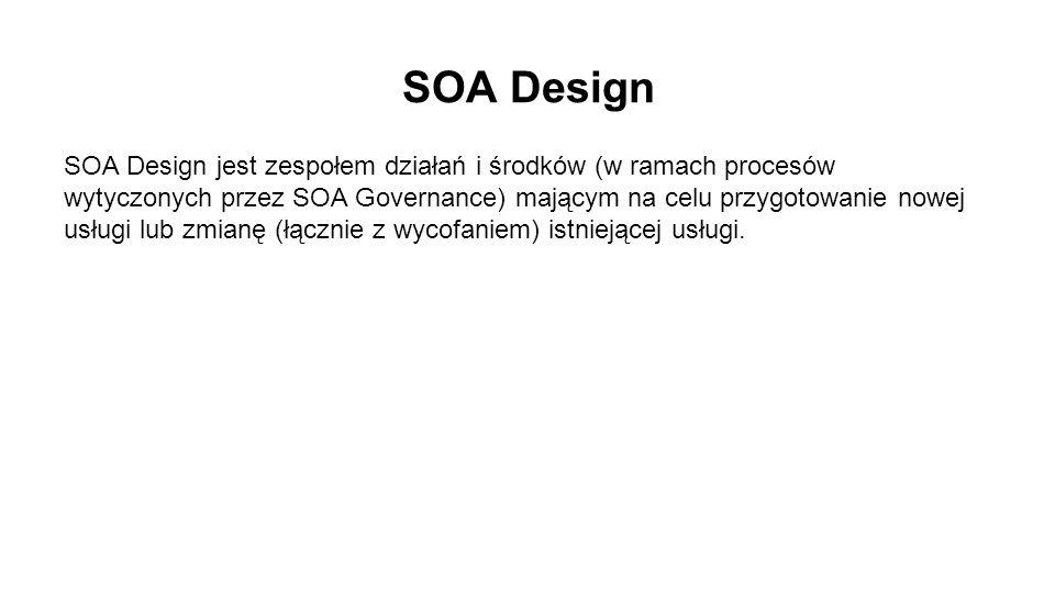 SOA Design