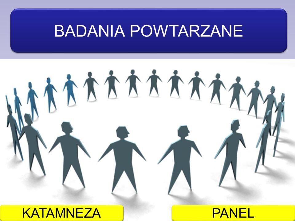 BADANIA POWTARZANE KATAMNEZA PANEL