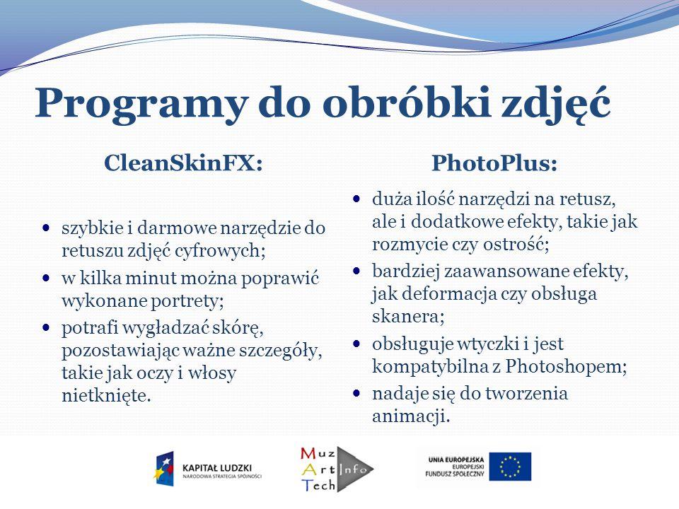 Programy do obróbki zdjęć