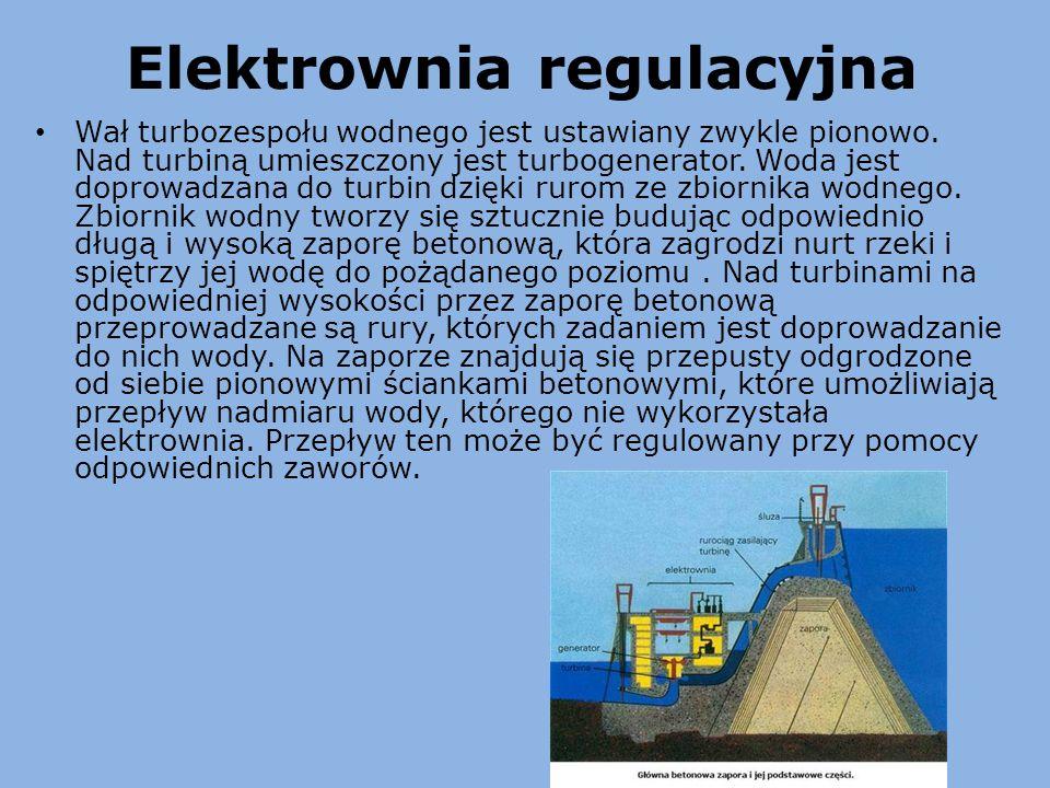 Elektrownia regulacyjna
