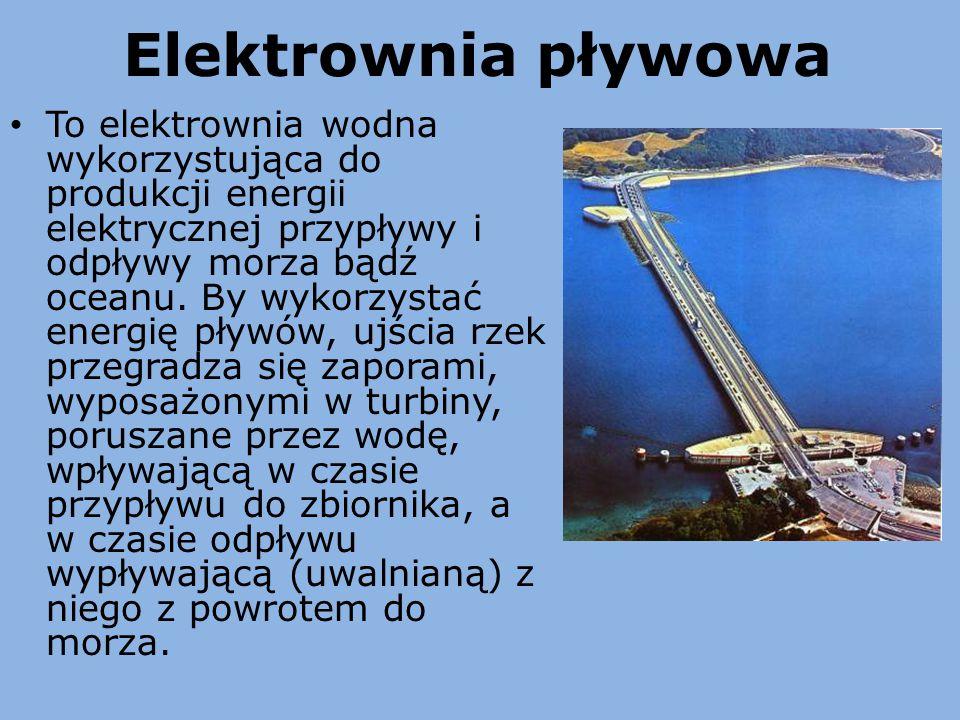Elektrownia pływowa