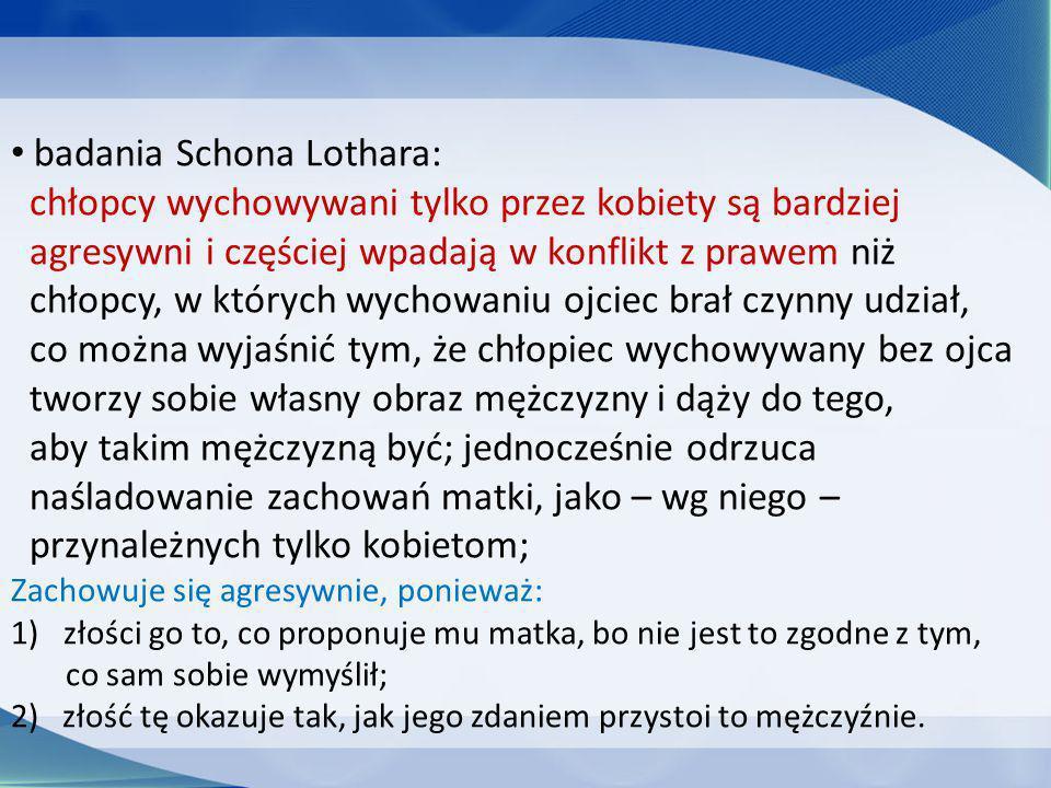badania Schona Lothara: