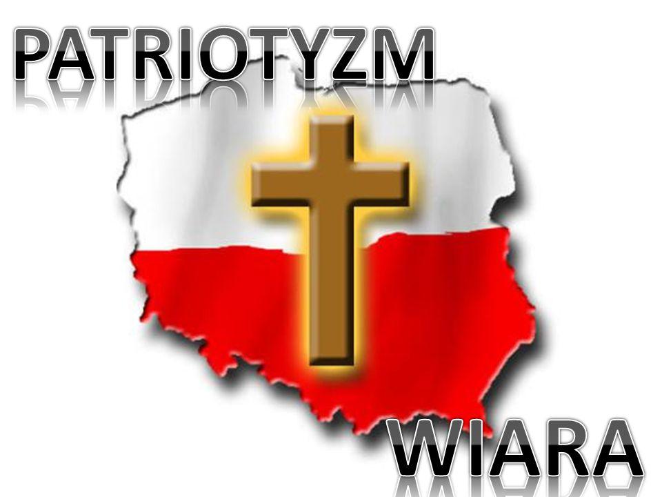 PATRIOTYZM WIARA