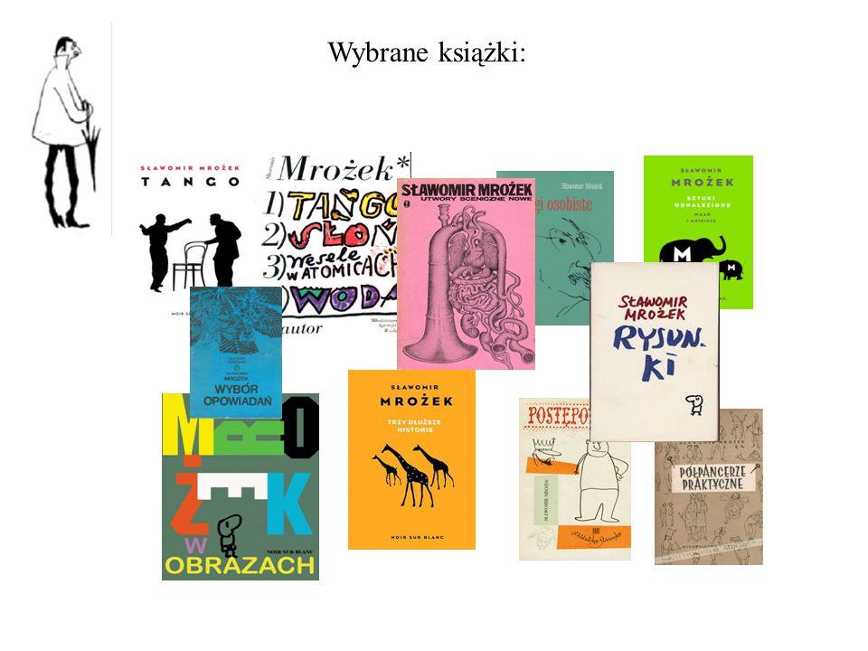 Wybrane książki: