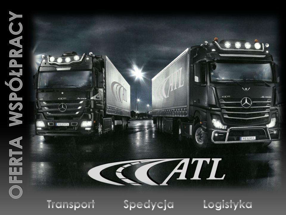 OFERTA WSPÓŁPRACY Transport Spedycja Logistyka