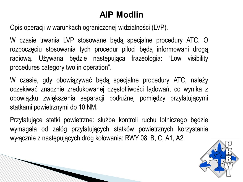 AIP Modlin