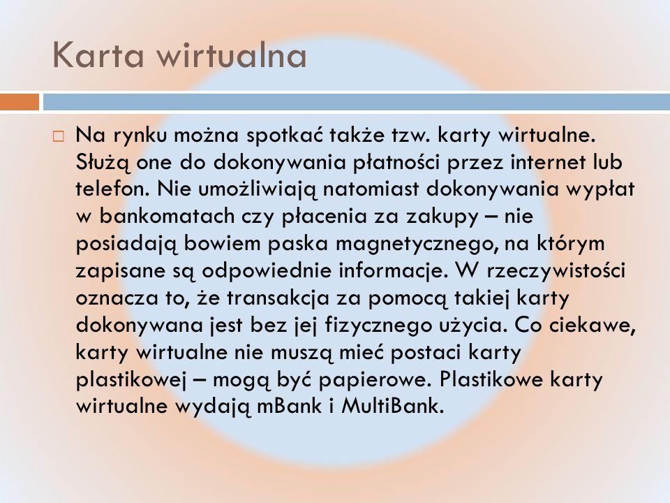 Karta wirtualna
