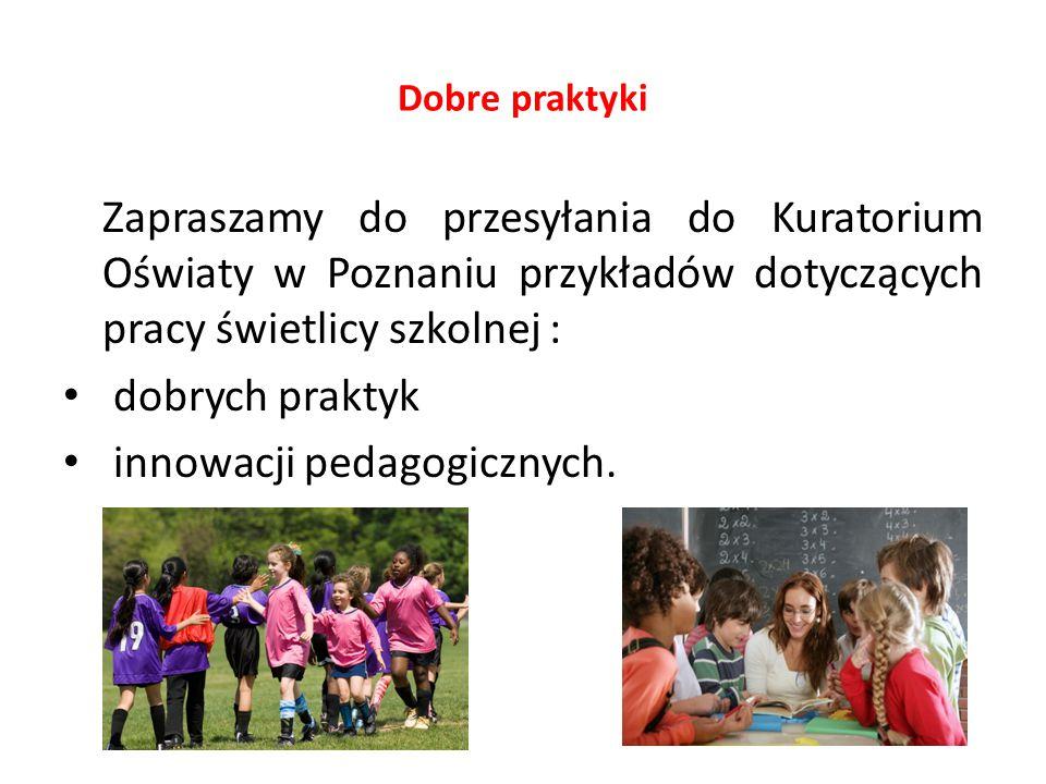 innowacji pedagogicznych.
