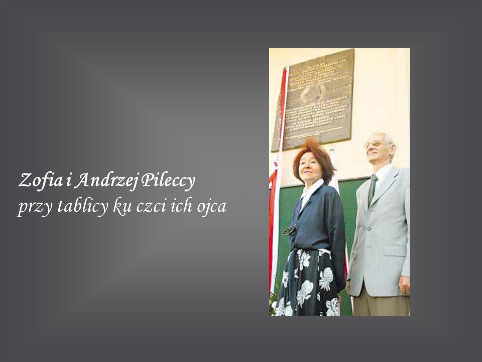 Zofia i Andrzej Pileccy